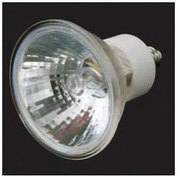 JR12V50WKM5EZHI [白熱電球 ハロゲンランプ EZ10口金 12V 50W 50mm径 中角]