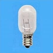 ロングT20E12110V5WC [白熱電球 ロングライフ10000 ナツメ球 E12口金 5W クリア]
