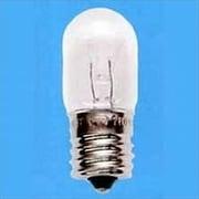 ロングT20E17110V10WC [白熱電球 ロングライフ10000 ナツメ球 E17口金 10W クリア]