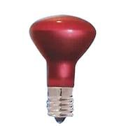 R40E17110V15WP [白熱電球 ミニレフランプ E17口金 110V 15W形 耐熱ピンク]