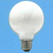 G95E26220V20W [白熱電球 ボールランプ E26口金 220V 20W形 95mm径 ホワイト 220V用]