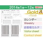 リフィルセット GOLD-1Y 2014-1-12