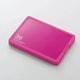 CMC-SDCPP36PN [メモリカードケース インデックスカード付き SD18枚+microSD18枚収納 ピンク]