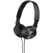 MDR-ZX310 B [ステレオヘッドホン ブラック]