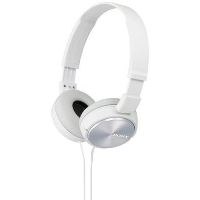 MDR-ZX310 W [ステレオヘッドホン ホワイト]