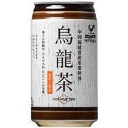 烏龍茶 缶 340g×24本 [お茶]