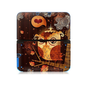 n3l-108 [3DSLL用GELASKINS The Enamored Owl]
