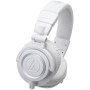 ATH-M50xWH [プロフェッショナルモニターヘッドホン ホワイト]