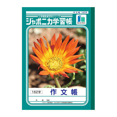 JL-41 [ジャポニカ学習帳 作文帳 B5判 162字]