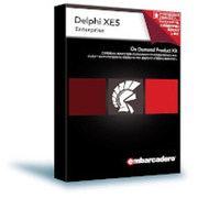 Delphi XE5 Enterprise (ライセンス+メディア) [Windows/Mac]