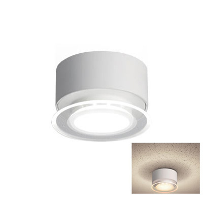 EK710-WH3 [LED小型シーリングライト LUPINUS 4.9W 電球色]