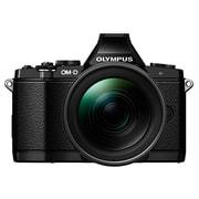 OLYMPUS OM-D E-M5 レンズキット [マイクロ一眼 ボディ エリートブラック+「M.ZUIKO DIGITAL ED 12-40mm F2.8 PRO」]