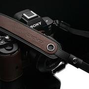 XS-CHLSNBR2 [本革ネックストラップ ブラウン]