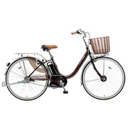 BE-ENDU633T [電動アシスト自転車 ビビライトU 26型 内装3段変速 チョコブラウン]