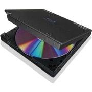 BDR-XD05BK [Windows/Mac両対応 USB3.0接続 BDXL対応 外付型ポータブル Blu-ray3D再生対応 BD/DVD/CDライター ブラック]