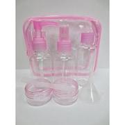 カラー詰め替えボトルセット ピンク