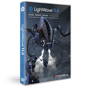 LightWave 11.6 日本語版/通常版 [Windows/Mac]