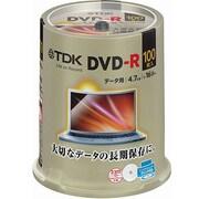 KDR47PWC-100PB [データ用DVD-Rディスク 4.7GB 16倍速対応 スピンドルケース 100枚]