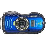 WG-4 GPS [コンパクトデジタルカメラ 防水対応 ブルーキット]