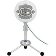 BM1851 [Blue Snowball USB Microphone Textured White]