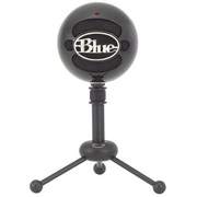 BM1912 [Blue Snowball USB Microphone Gloss Black]