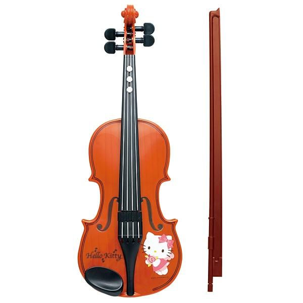 ハローキティひけちゃうバイオリン [年齢 3歳以上]
