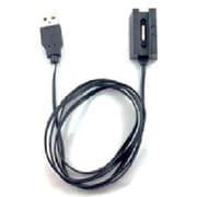 BM-XZ1FMGSTD/USB [Xperia Z1f用 マグネット充電端子ケーブル スタンドタイプ USBオス]