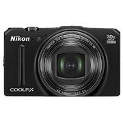 COOLPIX(クールピクス) S9700 BK [コンパクトデジタルカメラ プレシャスブラック]