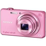 DSC-WX220 PC [コンパクトデジタルカメラ Cyber-shot(サイバーショット) ピンク]