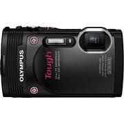 STYLUS(スタイラス) TG-850 Tough BLK [コンパクトデジタルカメラ T(Tough)シリーズ ブラック]