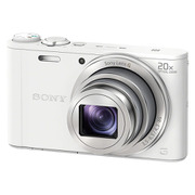 DSC-WX350 WC [コンパクトデジタルカメラ Cyber-shot(サイバーショット) ホワイト]