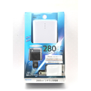Eco Talk 2800 [スマートフォン用リチウム充電器 2800mAh]