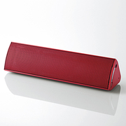 LBT-SPP300AVRD [Bluetoothスピーカー コンパクト NFC対応 apt-X対応 3W+3W レッド]