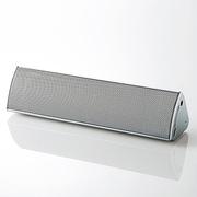LBT-SPP300AVSV [Bluetoothスピーカー コンパクト NFC対応 apt-X対応 3W+3W シルバー]