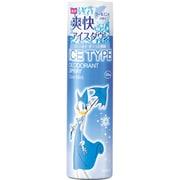 アイスデオドラントスプレー クールミントの香り [130g]