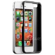 AC-IP5CSMF01-BK [iPhone5/5s用 メタルファイバーケース Citta ブラック]