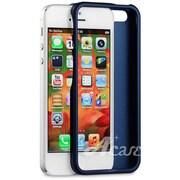 AC-IP5CSMF01-NV [iPhone5/5s用 メタルファイバーケース Citta ネイビー]