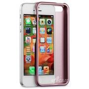 AC-IP5CSMF01-RS [iPhone5/5s用 メタルファイバーケース Citta ローズ]