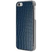 ICC BL-L [IC-COVER Leather ICカード対応 iPhone 5S/5専用ケース レザー調ブルー]