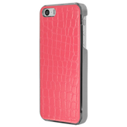 ICC PI-L [IC-COVER Leather ICカード対応 iPhone 5S/5専用ケース レザー調ピンク]