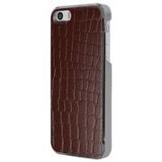 ICC WR-L [IC-COVER Leather ICカード対応 iPhone 5S/5専用ケース レザー調ワインレッド]