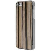 ICC GC [IC-COVER Leather ICカード対応 iPhone 5S/5専用ケース 木目調ゴールデンケーン]