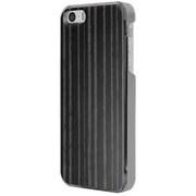 ICC HL [IC-COVER Leather ICカード対応 iPhone 5S/5専用ケース 木目調ヘーゼル]
