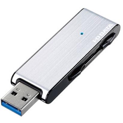 U3-MAX32G/S [USB 3.0対応超高速USBメモリー 32GB シルバー]