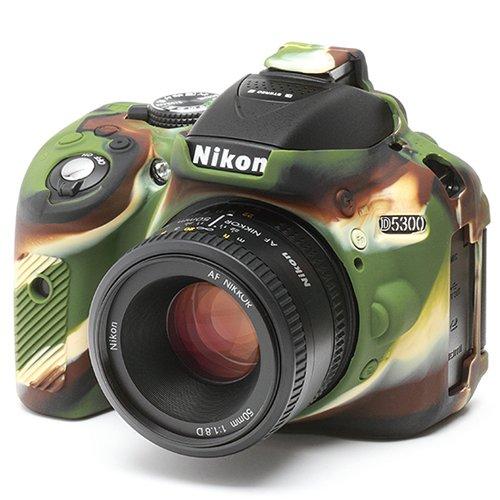 イージーカバー Nikonデジタル一眼D5300用 カモフラージュ