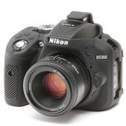 イージーカバー Nikonデジタル一眼D5300用 [ブラック]