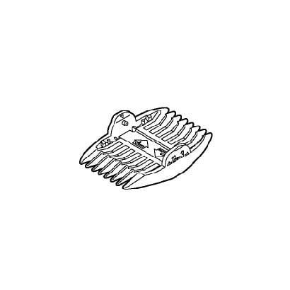 ER503G7408 [刈り高さアタッチメントB(9/12mm)]