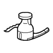 AUA20-140-W0 [フードプロセッサー用 ナイフカッター]
