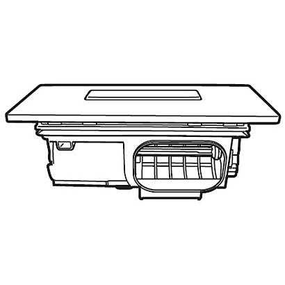 AXW2XK-7WZ5 [洗濯乾燥機用 乾燥フィルター]