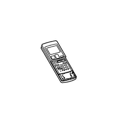 CWA75C3139X [エアコン用リモコン]